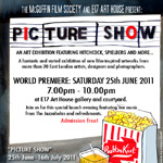 Film Art Exhibition London Framers E17 Gallery