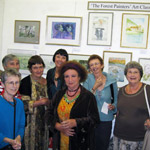 Forest Painters Group E17 Art House London Gallery Framers