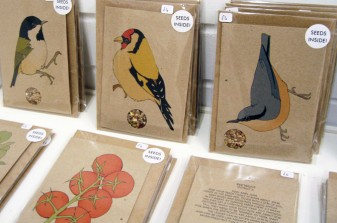 Bird Cards E17 Art House