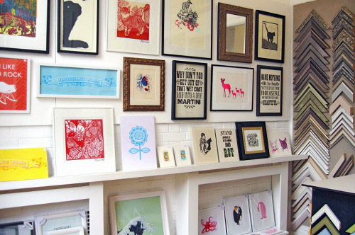 Our Art Gallery in London E17