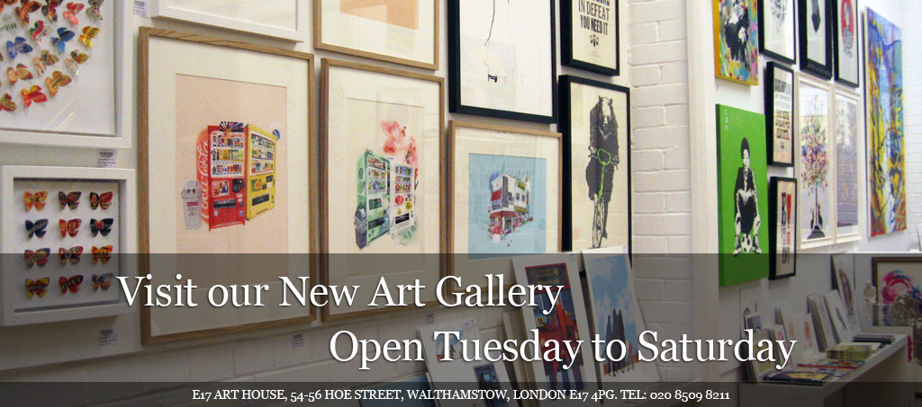 E17 Art House Gallery