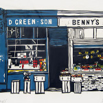 Benny's by Janet Brooke