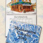E17 Art House Calendar 2019